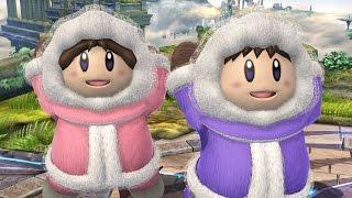 ICE CLIMBERS IN SMASH 4! (Super Smash Bros. Wii U Mod Showcase) – Aaronitmar