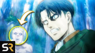 25 Things You Missed In Attack On Titan