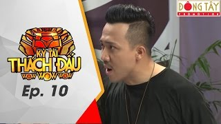KỲ TÀI THÁCH ĐẤU TẬP 10 FULL HD (20/11/2016)