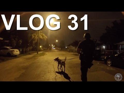 Miami Police VLOG 31: K9 Patrol