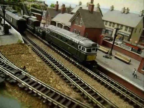 Minitrix N Gauge BR Class 27 Diesel