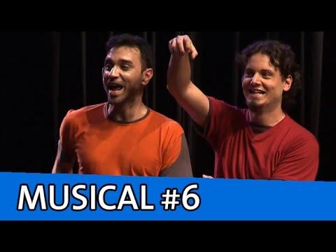 Musical Improvável - Calça Rosa - Os Barbixas