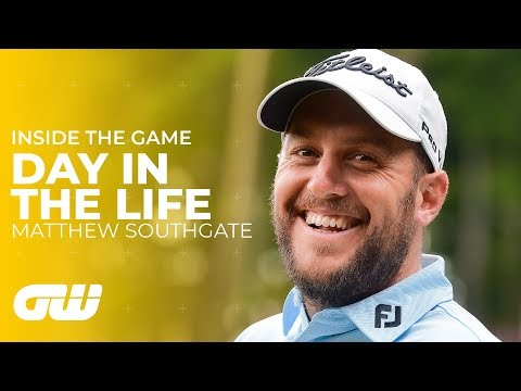 A Day in the Life of a European Tour Golfer | Golfing World