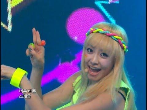 【TVPP】f(x) - JET, 에프엑스 - 제트별 @ Comeback stage, Show! Music Core Live