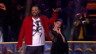 Drop the mic (sub. español) Vanessa Hudgens vs Michael Bennett