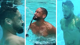 I Tried The Navy Seal Water Challenge