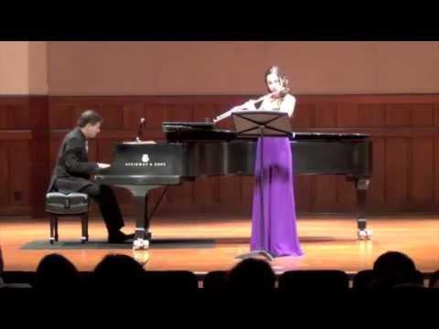 Rhene Baton: Passacaille ~ Gina Luciani and James Lent