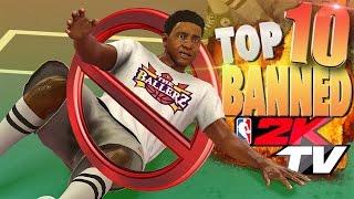 NBA 2K17 TOP 10