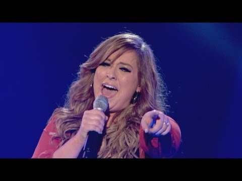 Leanne Mitchell performs 'If I Were A Boy' - The Voice UK - Blind Auditions 3 - BBC One