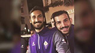 """Fiorentina, la lettera del compagno di squadra ad Astori: """"Mio capitano, esci da quella stanza"""""""