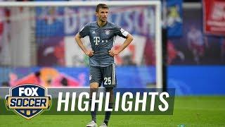 RB Leipzig vs. Bayern Munich | 2019 Bundesliga Highlights