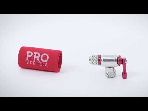 video Tire Inflator Pro Tool CO2