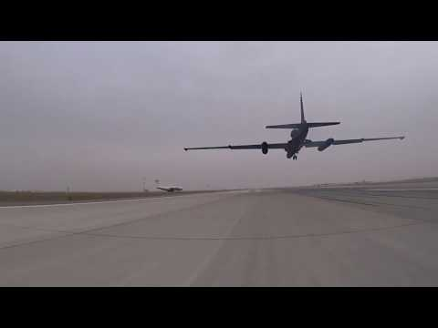 DFN: U-2 Dragon Lady landing, UNITED STATES, 03.20.2018