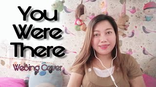 /you were there wesing cover by kyla and regine v