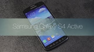 Video Samsung Galaxy S4 Active LF5QUvOGXms