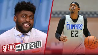Lou Williams is risking the Clippers' chance to win a title — Acho   NBA   SPEAK FOR YOURSELF