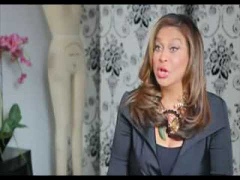 Miss Tina Knowles on the Beyoncé Cosmetology Center - YouTube