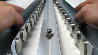 MAGNETIC ACCELERATOR - SMOT experiment for kids