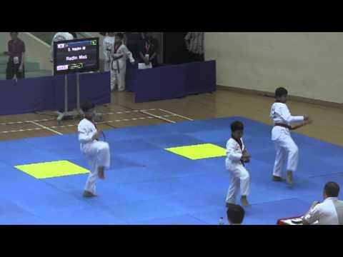 Radin Mas Taekwondo (Team, Poom, 7th National Poomsae)
