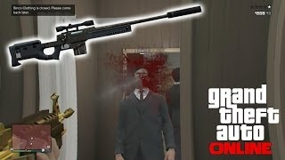 GTA 5 Online : Instantly Rank Up Shooting / Strength Stats