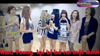 Bằng chứng các thành viên T-Ara 'ăn hiếp' Hwayoung