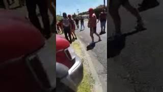 Mongrel Mob vs Black Power Stand-Off in Whakatane