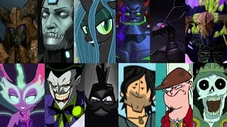 Defeats of My Favorite Animated Movie Villains 12 (Re