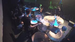 "Silverstein ""VICES"" Drum Play-through (live)"