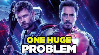 The Big Avengers: Endgame Problem Nobody's Talking About