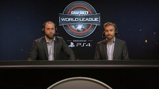 Call of Duty World League Pro Division holds Stage 1 Finals this weekend