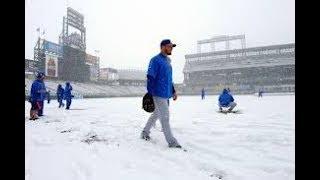 MLB Delay of Game (HD)