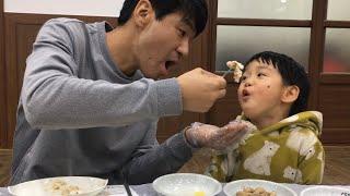Cuộc sống ở Hàn Quốc:|Tập 41| Đi ăn cua hoàng đế ngày tết tây 2018 cùng chồng. 남편이랑 킹크랩 먹으러 갑니다
