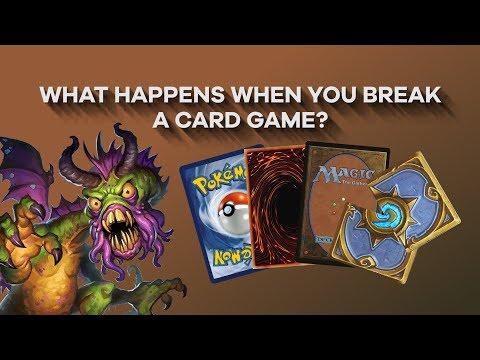 When Card Games Break