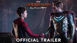 Spider-Man: Far From Home | Official Trailer