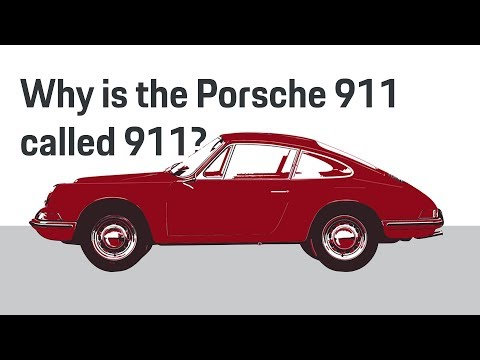Why is the Porsche 911 called 911"