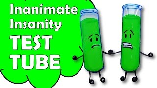 How To Make Test Tube of Inanimate Insanity