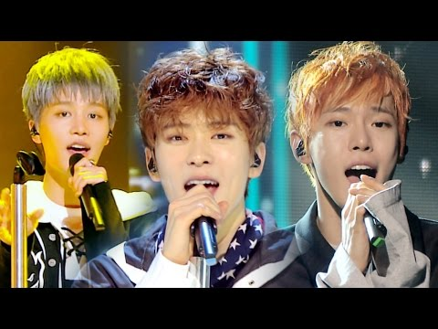 《Unit Debut Stage》 NCT U - WITHOUT U @인기가요 Inkigayo 20160417