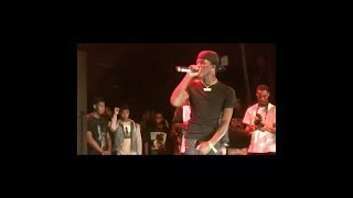 Quando Rondo Performs At House of Blues && Receives NBA Chain