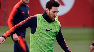 Henry tells what a furious Messi did in training back in 2009 - Oh My Goal
