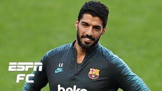 Lionel Messi the reason Ronald Koeman's open to keeping Luis Suarez at Barcelona - Laurens | ESPN FC