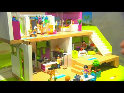 Playmobil maison moderne solutions pour la d coration for Maison moderne 5574