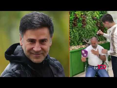 İzzet Yıldızhan'ın oğlundan babasına saç traşı misillemesi