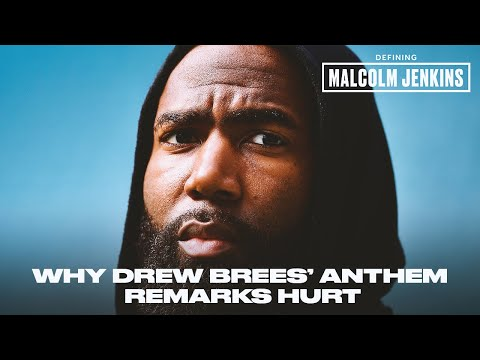 Malcolm Jenkins on His Blackness, Racism and Drew Brees' Flag Remarks