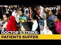 300 Doctors Quit In Bengal, Centre Blames Mamata Banerjee
