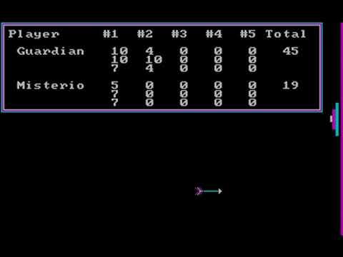 Archery (Brian Blankenship) (MS-DOS) [1985]