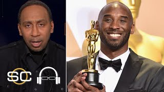 Stephen A. says Kobe was just getting started on life after basketball | SC with SVP