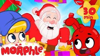 Santa Is SICK! My Magic Pet Morphle   Christmas Cartoons For Kids   Morphle TV   BRAND NEW