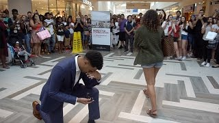 MARRIAGE PROPOSAL GONE WRONG!! SHE SAID NO!!!