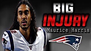 Patriots WR Maurice Harris expected to miss significant time with Injury
