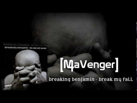 Breaking Benjamin - Break My Fall [Audio HQ]
